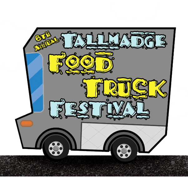 Food Truck Logo 2019