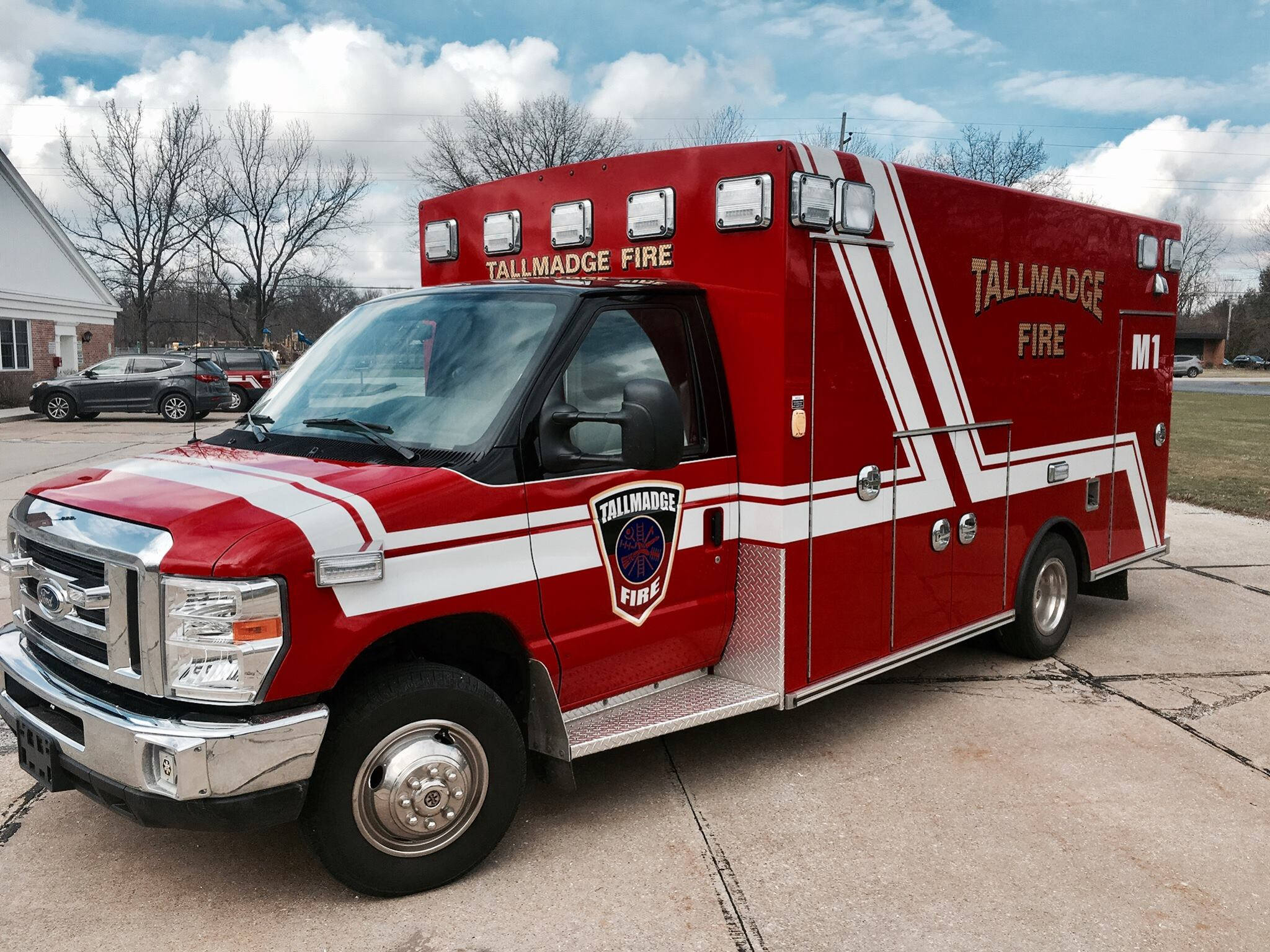 emergency medical services billing tallmadge oh