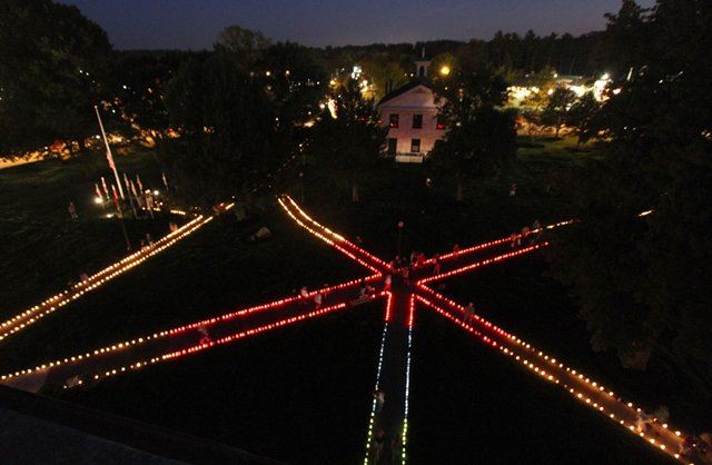 September 11, 2012 Lights