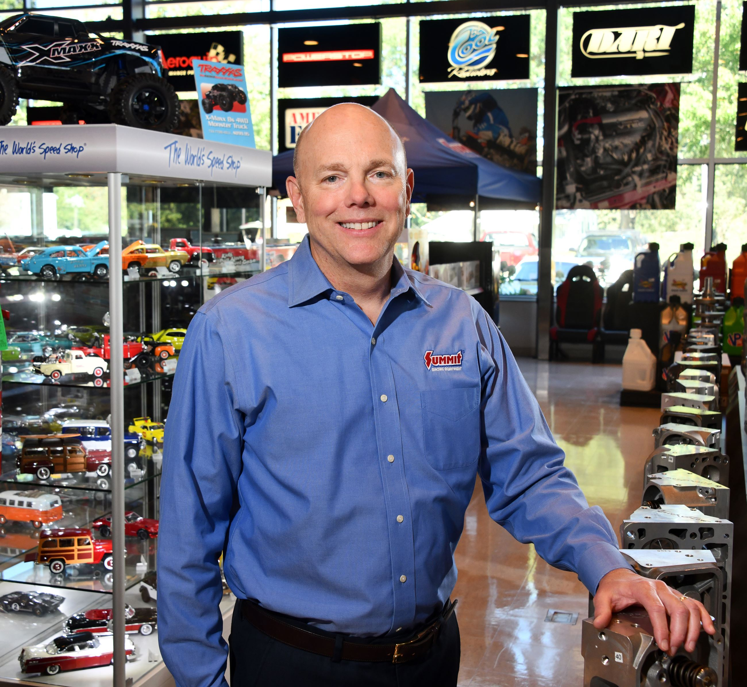 Scott J. Peterson - Summit Racing